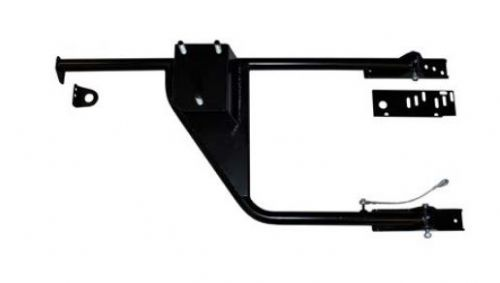 Defender Swing Away Wheel Carrier (for half door drop tailgate) - DA2274